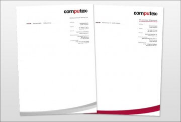 Printmedien - computex