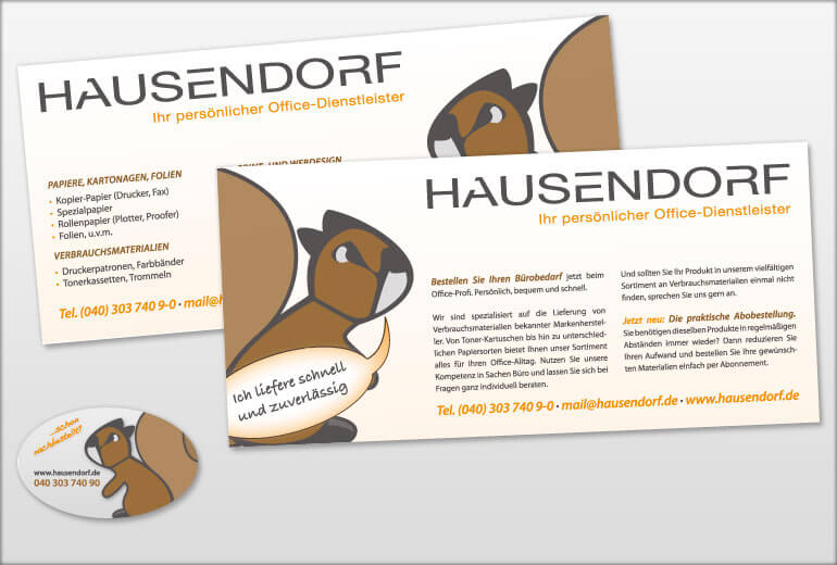 Flyer Hausendorf Co KG