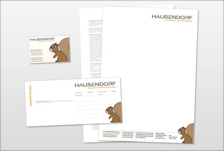 Printmedien - Hausendorf GmbH & Co KG