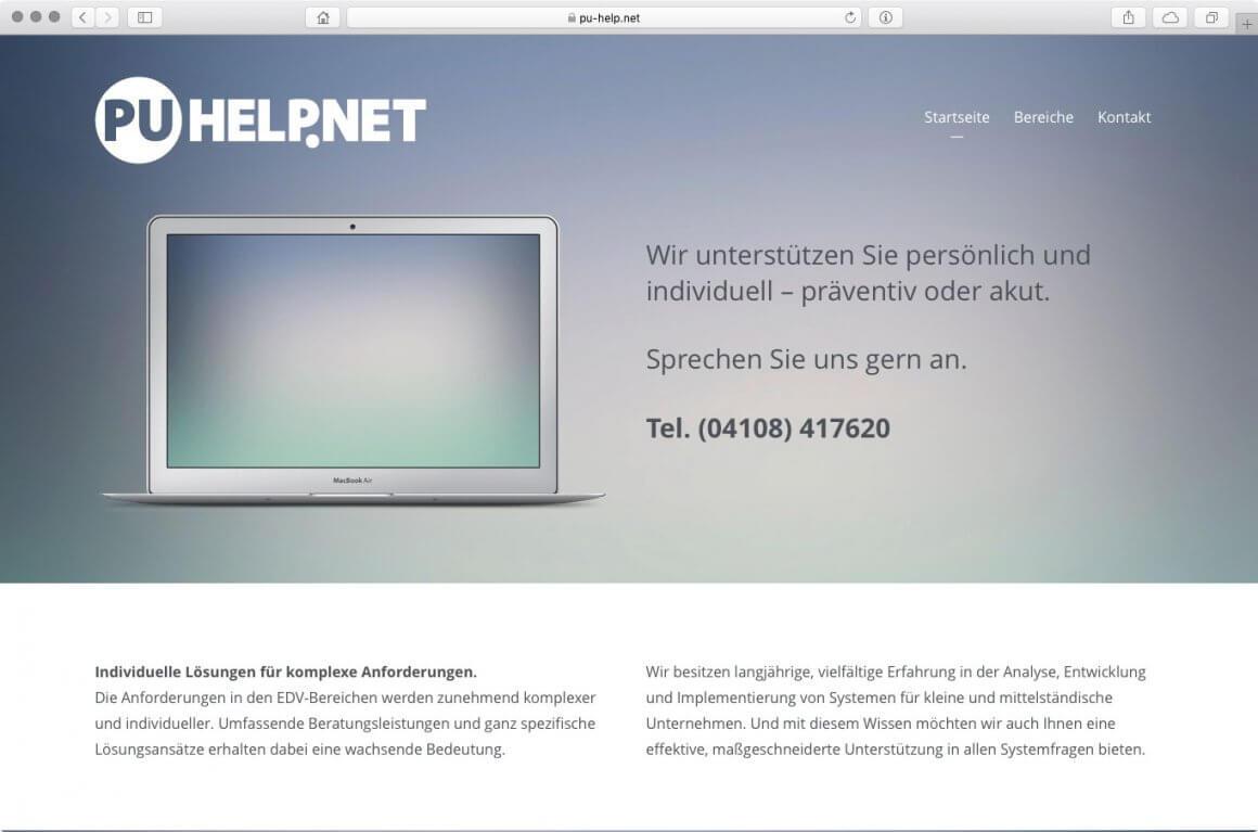 Webseite-WP-PuHelp