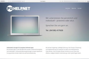 Webseite - Pu-Help.Net